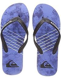 Quiksilver Molokai Shibori, Zapatos de Playa y Piscina para Hombre