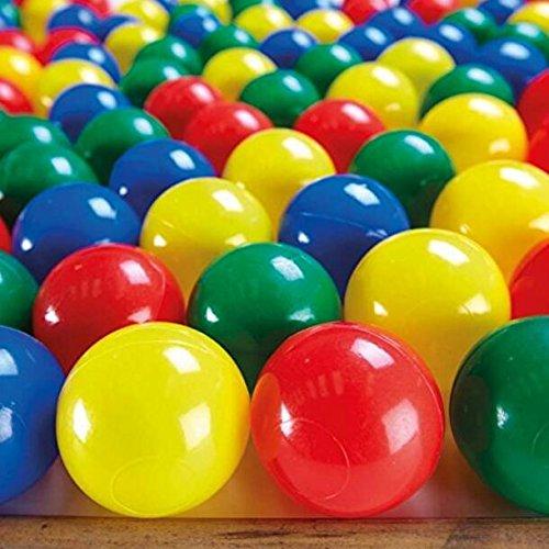 Sunshier Tolles Geschenk für Kinder 10 Stück Kinder Bunte Bälle Durable Marine Ball Bobo Sport Spielzeug Geschenk