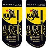 Best Maybelline New York Eyeliners - Universal Beauty Maybelline New York Colossal Kajal, Super Review