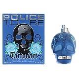 Police, um tattooart Mann Eau de Toilette Spray 125ml