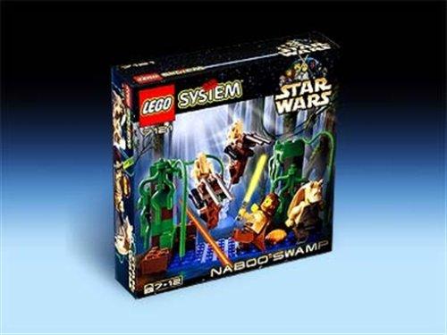 LEGO 7121 Star Wars Naboo Swamp Episode 1 (Lego Star Wars Stap)