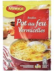 Maggi Soupe Instantanée Pot au Feu aux Vermicelles 20 x 57 g