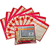 Best Cover For S4s - S4S® Cotton Quilted Single Saree Cover, Wardrobe Organiser Review