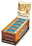 Energy OatSnack Riegel Karamell-Kokos-Creme - Für Vegetarier geeignet - natürlich-lecker-vegetarisch - 15 Stück à 65 Gramm