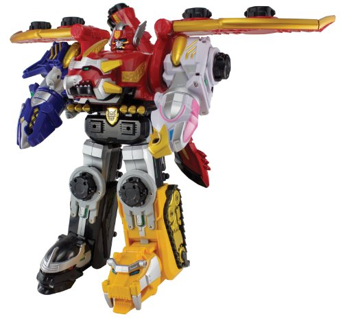 Power Rangers 96635 - Power Rangers Megaforce Import Gosei Great Megazord