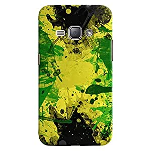 ColourCrust Samsung Galaxy J1 (2016 Edition) Mobile Phone Back Cover With Colourful Art - Durable Matte Finish Hard Plastic Slim Case