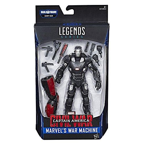 Captain America Civil War Marvel legends: Marvel's War Machine 15 cm Action Figure