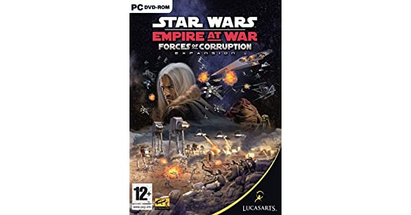 star wars empire at war forces of corruption cd key code