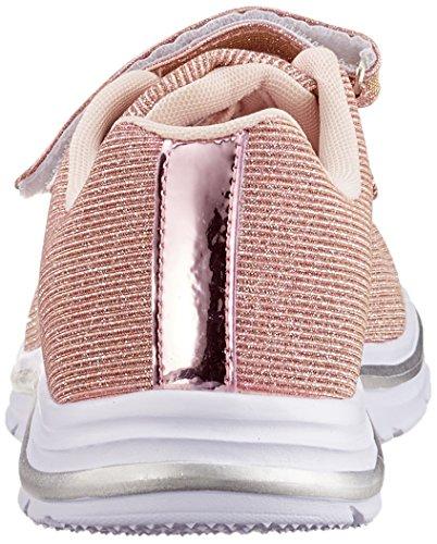 KangaROOS Kangashine EV, Sneaker Unisex – Adulto Pink (Rose/Gold)