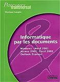 Best Microsoft Logiciel de comptabilité - Parcours transversal : Informatique par les documents : Review