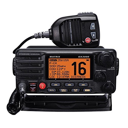 standard-std-gx2000-w-25-watt-fixed-mount-matrix-vhf-radio-with-ais-display-and-loudhailer-white-by-