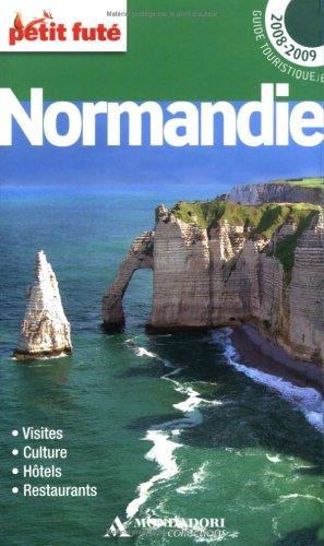 Mondadori Normandie 2008-2009 Petit Fute par Auzias/Al. Dominique