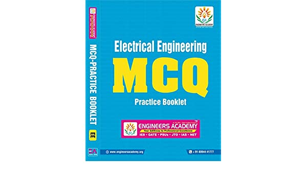 Buy MCQ Electrical Engineering Practice Book Book Online at