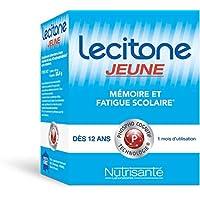 Nutrisanté Lecitone Jeune Multi-Vitamines/Minéraux 60 Gélules