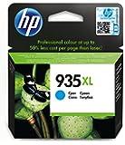 HP 935XL Cartouche d'Encre Cyan Grande Capacité Authentique
