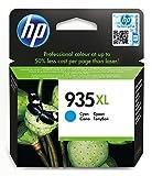HP 935XL Blau Original Druckerpatrone mit hoher Reichweite für  HP Officejet Pro 6830, HP Officejet Pro 6230