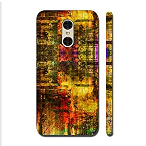 Enthopia Designer Hardshell Case Colour Grunge Back Cover for Xiaomi Redmi Pro