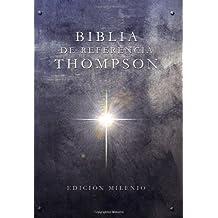 Rvr 1960 Biblia de Referencia Thompson