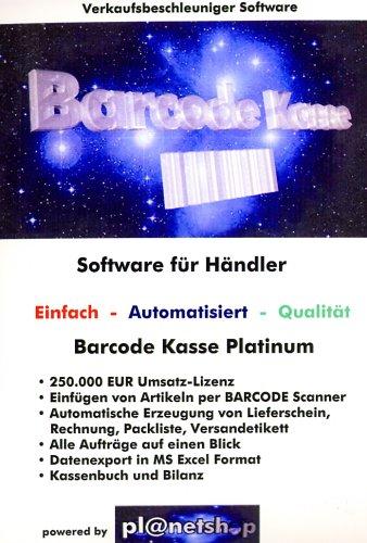 Barcode Kasse 3.0 Platinum (Barcode-kasse)