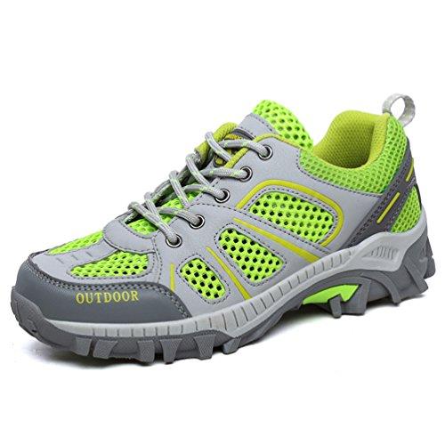 Zapatillas de Trekking Outdoor Walking Travel Zapatos Botas de Montaña Verano...