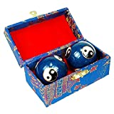 1x - relax palle di metallo Qigong 4cm modelli assortiti - Quality COOLMINIPRIX®