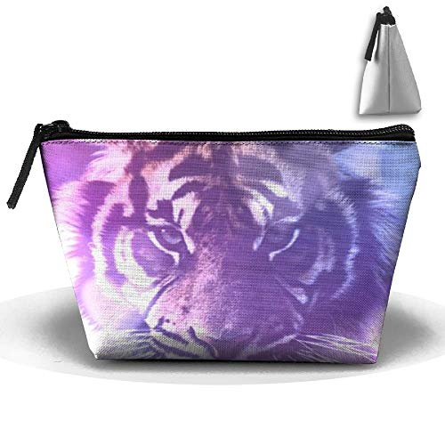Tiger Galaxy Trapezoid Receive Bag Makeup Bag Home Office Travel Cases Pack In Womens Avon
