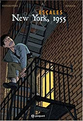 Escales, Tome 3 : New York, 1955