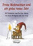 Frohe Weihnachten und ein gutes neues Jahr: 20 Postkarten zum Fest des Jahres