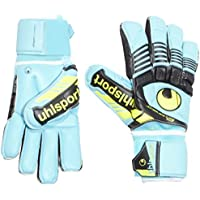 Uhlsport Eliminator Guanti da portiere Absolutgrip blu/giallo (9)