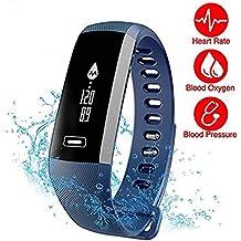 CURREN R5.PR0 Actividad de Smartwatch Rastreador de Ejercicios, Aparatos De Fitness A Prueba
