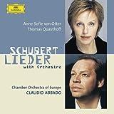 Lieder avec orchestre (Otter/Quasthoff)