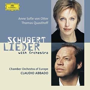 Lieder (Orchestriert)