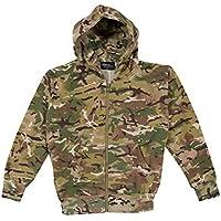 Kombat Kids Army Style Hoodie BTP Camo Airsoft Cadet