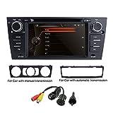 freeauto Auto DVD Player GPS 17,8cm BMW Original UI 1080P Kapazitive Touchscreen Auto Stereo-INDASH DVD player mit GPS Navigation Canbus für BMW 3Serie E90E91E92E93