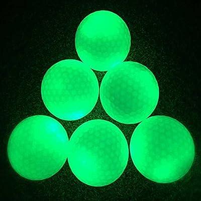 vientiane Stück Leuchtende Golfbälle