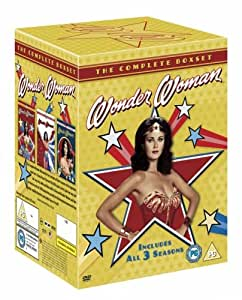 Wonder Woman - the Complete Box Set [Import anglais]