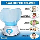 #8: Kawachi Deep cleansing steam vaporizer Nano-iconic steamer Inhaler Facial steamer
