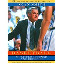 Basketball: Multiple Offense and Defense, Revised Printing by Dean Smith (1998-12-08)
