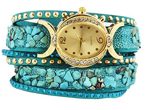AELO Multiband Bracelet watch for Girls & Women