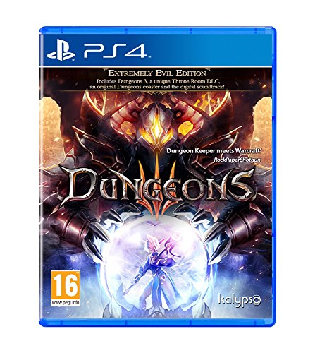Dungeons 3 (PS4) Best Price and Cheapest