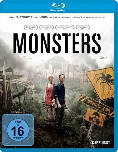 Capelight Pictures (AL!VE) Monsters [Blu-ray]