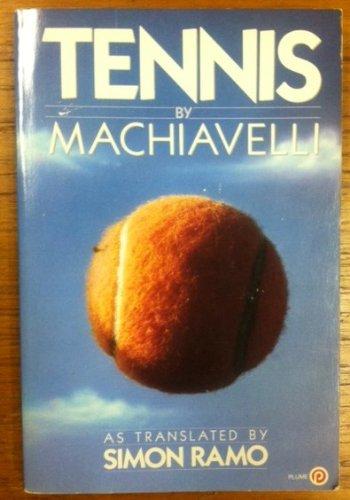 Ramo Simon (Trans.) : Tennis by Machiavelli (Plume) por Simon Ramo