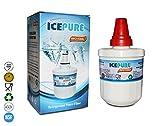 Reemplazo Compatible nevera de hielo cartucho de filtro de agua para Samsung Aqua Pure Plus RSG5DURS RSG5DURS1refrigeradores–estilo americano–side by side–Frigorífico congeladores