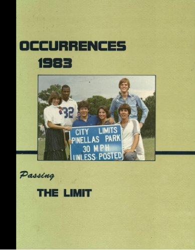(Reprint) 1983 Yearbook: Pinellas Park High School, Largo, Florida -