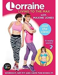 Lorraine Kelly: Living To The Max [Edizione: Regno Unito] [Reino Unido] [DVD]