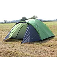 North Gear Camping Mars Waterproof 4 Man Dome Tent 3