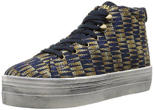 Sneaker No High Cut Name Blau Damen Blau Plato Blue Tippie 6gwp7g