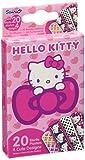 Tiritas AES000600 - Tiritas en caja de cartón, diseño Hello Kitty