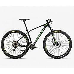 Bicicleta Orbea Alma M30 - L (29), Negro/Verde