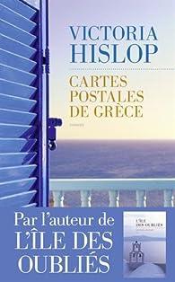 Cartes postales de Grèce par Victoria Hislop